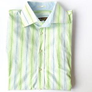 Roar   Men's dress button down shirt long sleeve
